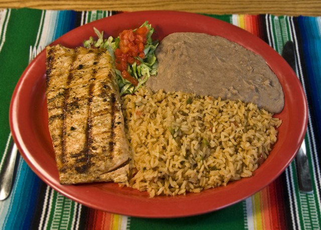 Grilled Or Pan Fried Fish